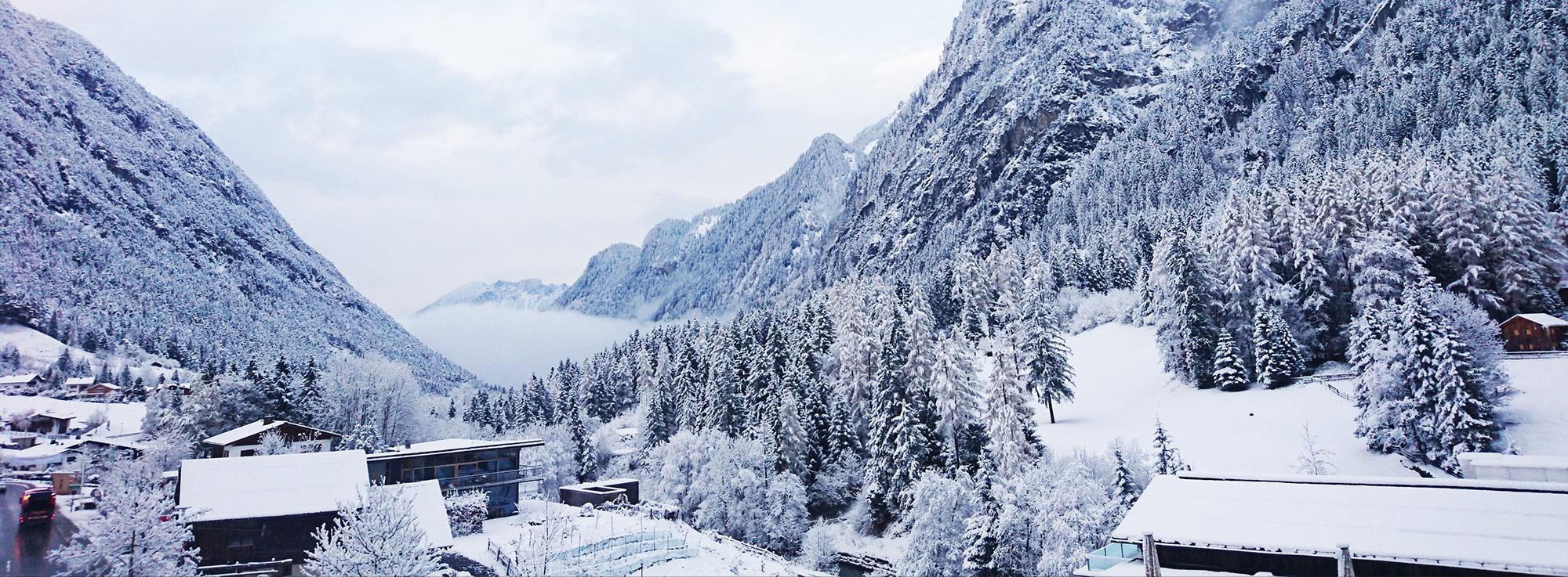 Der erste Schnee ist da. Seid ihr bereit?