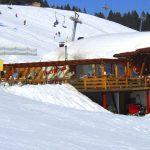 Skihütte Fuchsbau Bergbahnen Brandnertal