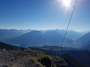 Aussicht am Schillerkopf