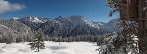 Bergbahnen Brandnertal Aussicht