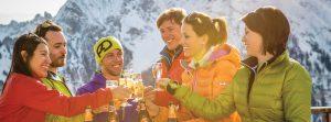 Bergbahnen Brandnertal Trinken