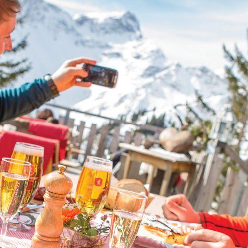 Bergbahnen Brandnertal Essen
