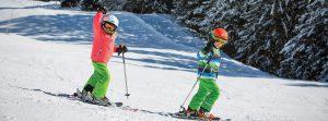 Bergbahnen Brandnertal Titelbild Kinder