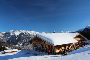 Rufana Alp Bergbahnen Brandnertal