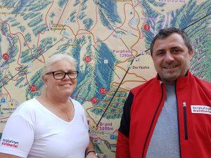 Nina Wilhelmer und Herbert Galehr