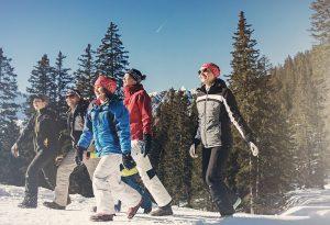 Winterwandern im Brandnertal - Die Winter-Genusstour