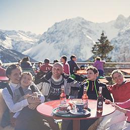 Lass dich in unseren Bergrestaurants verwöhnen!
