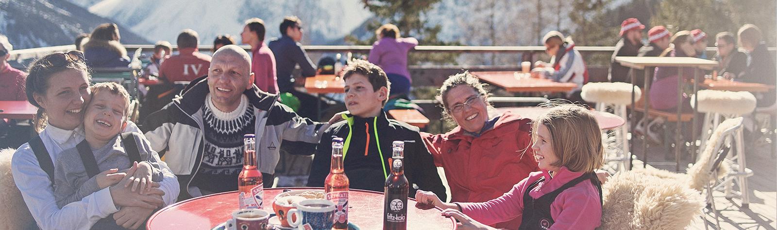 Eine kulinarische Hüttentour durch die Brandnertaler Bergwelt